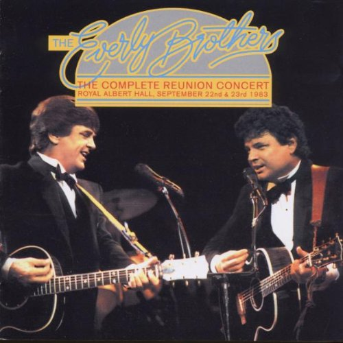 The Everly Brothers - The reunion concert - Zortam Music