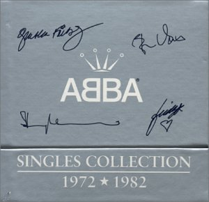 Abba - THE SINGLES (THE FIRST TEN YEA - Zortam Music