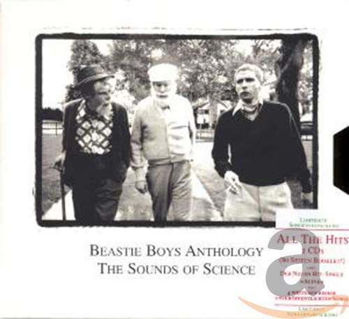 Beastie Boys - The Sounds of Science (Disc 1 - Zortam Music