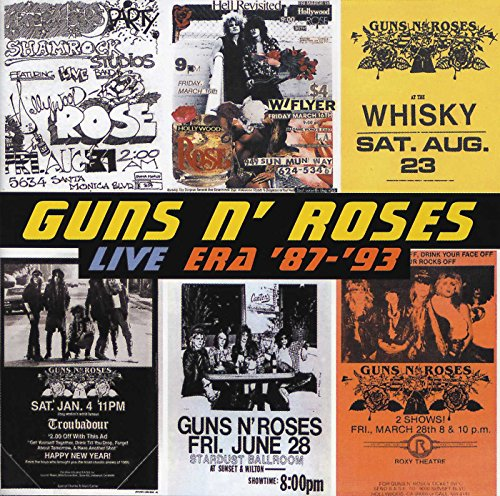 Guns N Roses - Live Era - Zortam Music