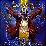 album art to Tunes of Steel