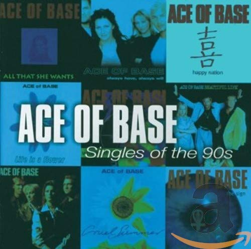 Ace of Base - Singles Of The 90