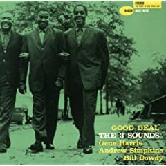 ♪Good Deal /The Three Sounds