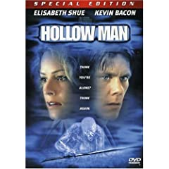 Hollow Man DVD with isolated score and Jerry Goldsmith commentary