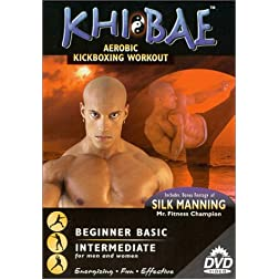 Khi Bae - Ultimate Aerobic Kickboxing Workout