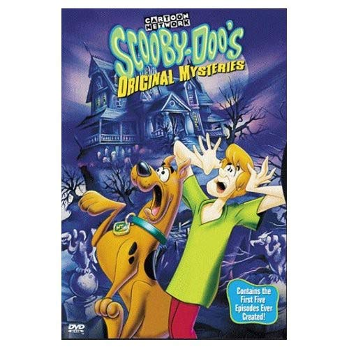 Scooby Doo - Original Mysteries / Animated