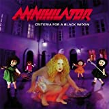 album art to Criteria for a Black Widow