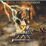 album art to Back to the Kingdom