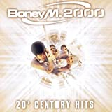 album art to Boney M. 2000: 20th Century Hits