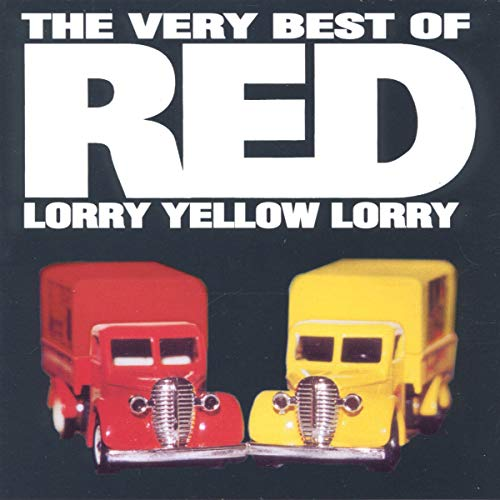 The Very Best of Red Lorry Yellow Lorry