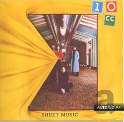 10cc - Sheet Music/Ten Out Of Ten - Zortam Music