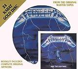 album art to Ride the Lightning