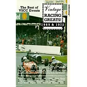 Vintage Racing Greats - 1969 And 1972