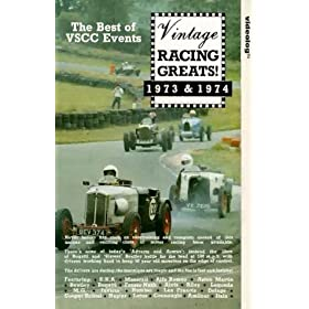 Vintage Racing Greats - 1973 And 1974