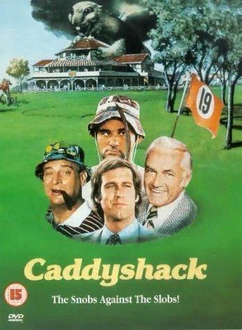 Caddyshack / Мальчик для гольфа / Гольфклуб (1980)