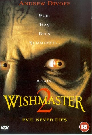 Wishmaster 2: Evil Never Dies / Исполнитель желаний 2 (1999)