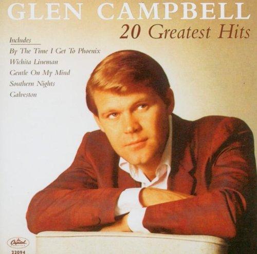 Glen Campbell - 20 Greatest Hits - Zortam Music