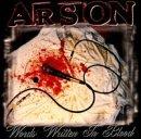 album art to Words Written in Blood