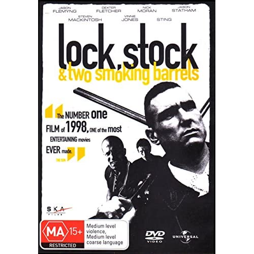 Lock, Stock and Two Smoking Barrels[1998]DvDrip[Eng] BugZ preview 0