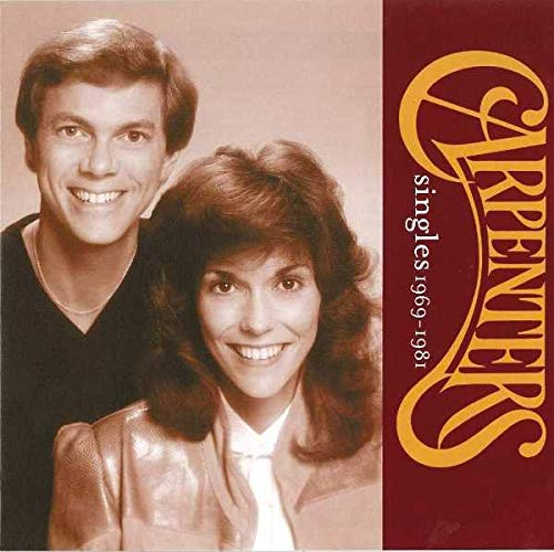 The Carpenters - The Singles (1969-1973) - Zortam Music
