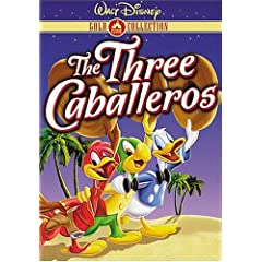 The Three Caballeros (Disney Gold Classic Collection)
