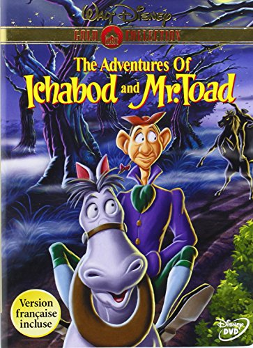 The Adventures of Ichabod and Mr. Toad / Приключения Икебода и мистера Тодда (1949)