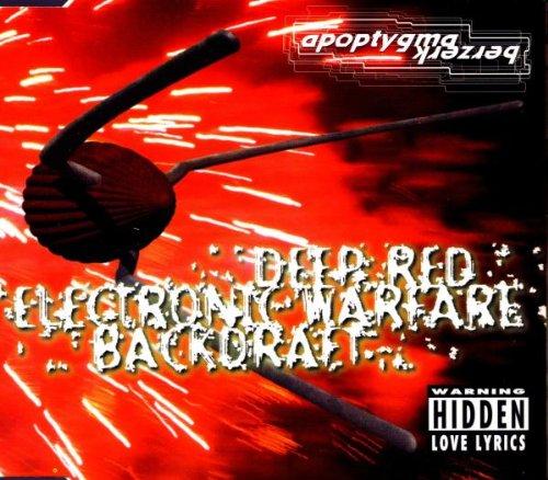 Apoptygma Berzerk - Deep Red MCD - Zortam Music