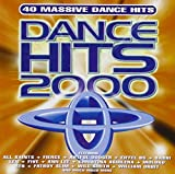 Album cover for Dance Hits 2000