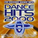 Cubierta del álbum de Dance Hits 2000