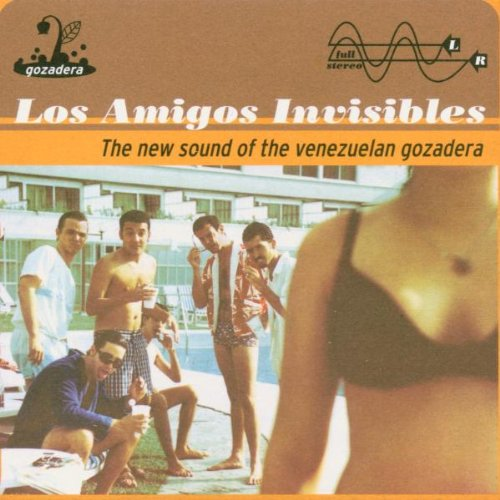Los Amigos Invisibles - The New Sound - Zortam Music