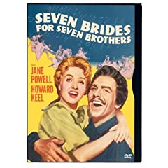 Howard Keel  Seven Brides for Seven Brothers
