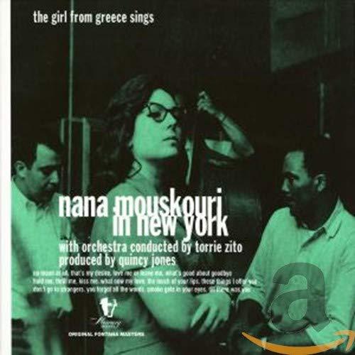 Nana Mouskouri - Nana Mouskouri in New York - Zortam Music