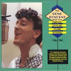 gene vincent lyrics