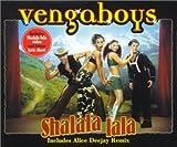 album art to Shalala Lala