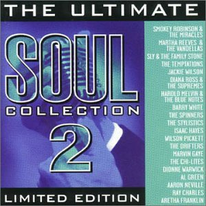 Various Artists - The Ultimate Soul Collection (Disc 1 Soul) - Zortam Music