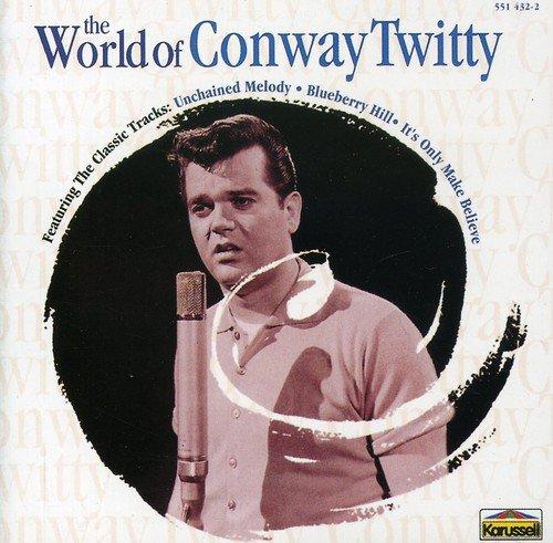 CONWAY TWITTY - The World Of - Zortam Music