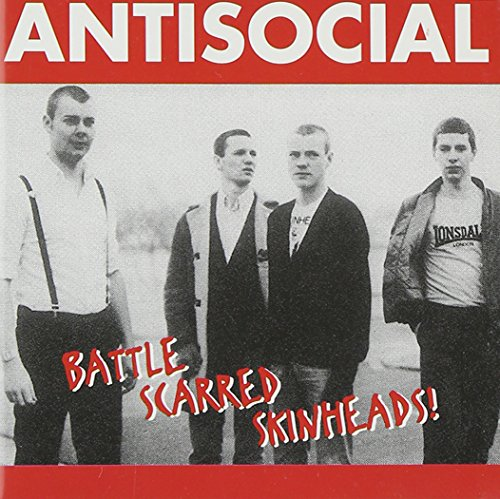 Battle Scarred Skinheads!