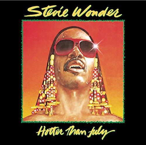 Stevie Wonder - Hotter Than July - Zortam Music