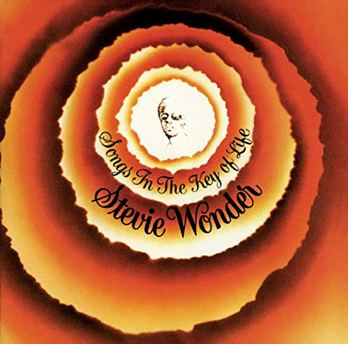 Stevie Wonder - Songs In The Key Of Life - Vol. 2 - Zortam Music