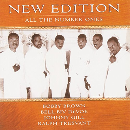 Bobby Brown - All the Number Ones - Zortam Music