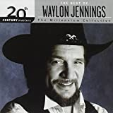 album art to 20th Century Masters: The Millennium Collection: The Best of Waylon Jennings