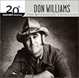album art to 20th Century Masters: The Millennium Collection: The Best of Don Williams