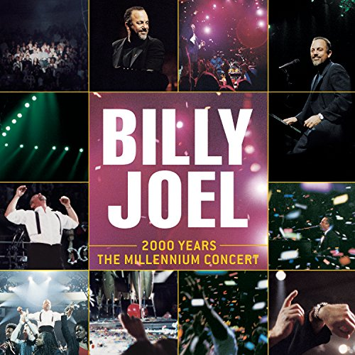 Billy Joel - 2000 Years - The Millennium Concert - Zortam Music