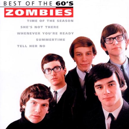 Zombies - The Best Of The 60