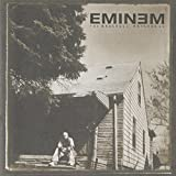 The Marshall Mathers LP album art by Eminem