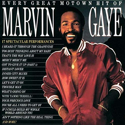Marvin Gaye - Every Great Motown Hit (Remast - Zortam Music