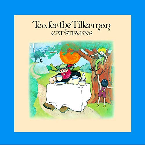 Cat Stevens - Tea For The Tillerman (remaste - Zortam Music