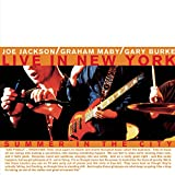 album art to Summer in the City: Live in New York