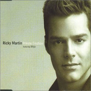 Ricky Martin - Private Emotion, Pt. 1 - Zortam Music