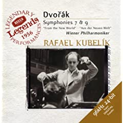 Decca Legends - 1956 (Dvorak: Sinfonie Nr. 7, 9)